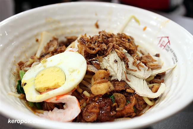 Prawn Noodles - Dry Version