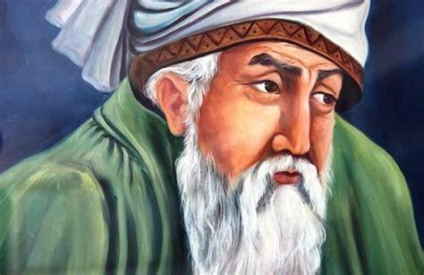 kata bijak islam jalaluddin rumi tentang hidup bahagia