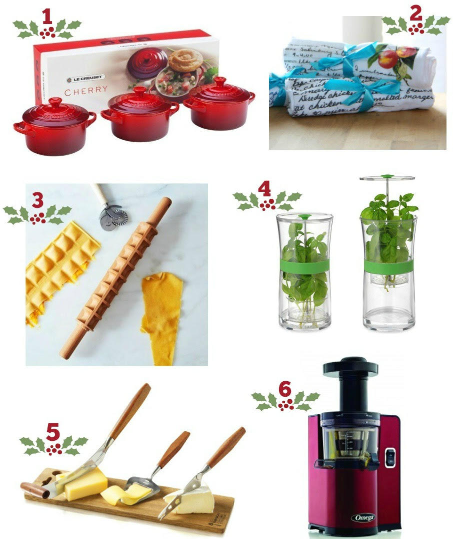 Gift Guide 2014 brings you gift ideas for kitchen and food lovers ...
