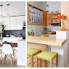 Dekorasi Desain Dapur Dan Ruang Makan Kecil Terbaru