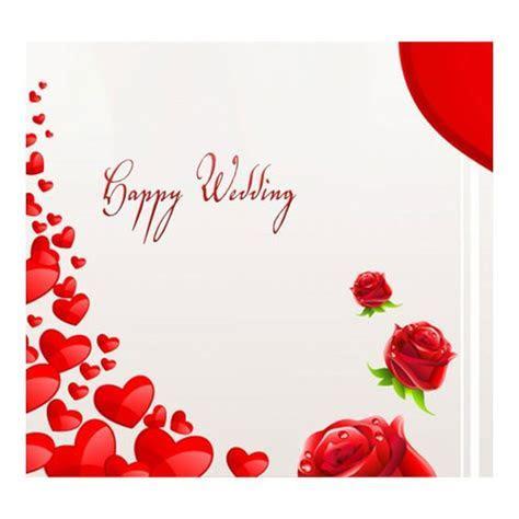 Buy Online Happy Wedding Greeting Card Send India