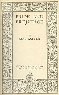 Pride and Prejudice by Jane Austen- I've read this book at least 10 times and I fall in love with it even more each time.