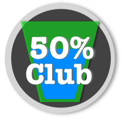 50 Percent Savings Club