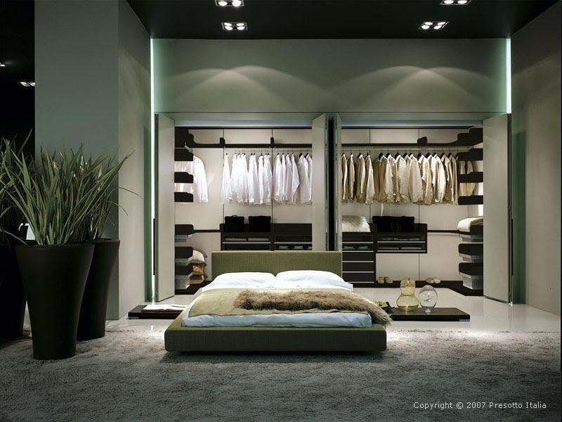 Walk In Wardrobe Designs Interior