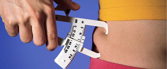 how do i check my body fat percentage at home