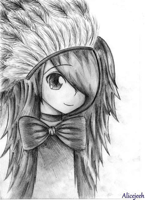 anime drawings cartoon paintings stationjpg