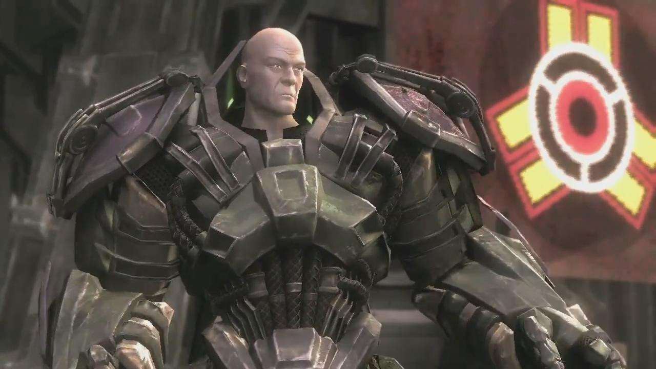 You've got character: Lex Luthor screenshot