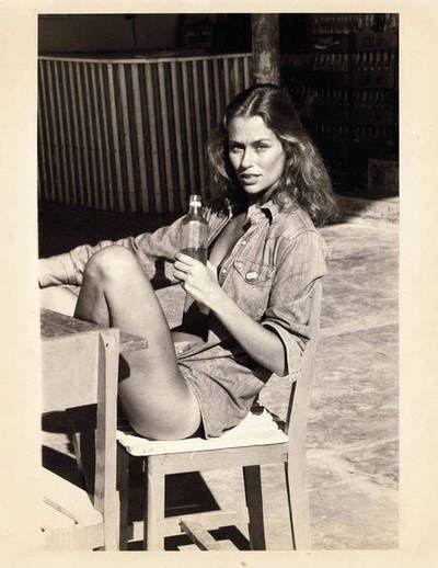 Vintage Style Muse: Lauren Hutton