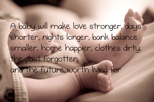 Quotes About Strong Babies 40 Quotes