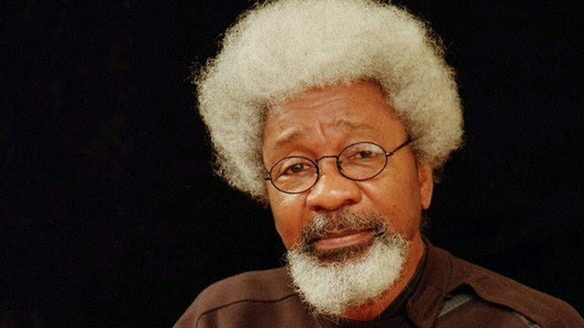 Image result for wole soyinka