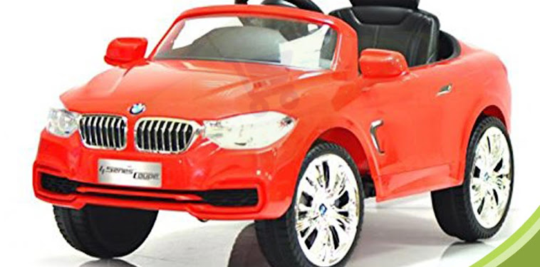 Bmw Battery Car For Kids