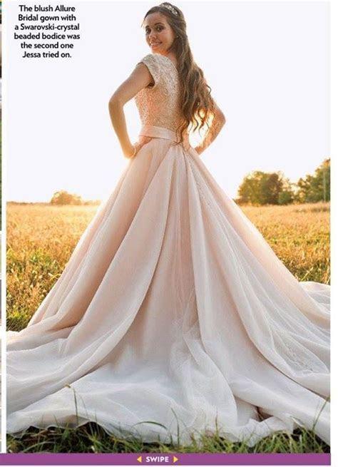 25  best ideas about Jessa Duggar Wedding on Pinterest