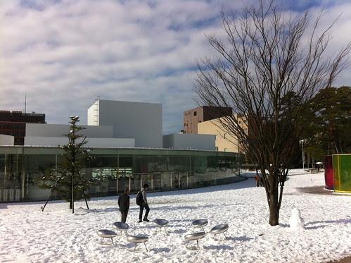 21st Century Museum of Contemporary Art 3