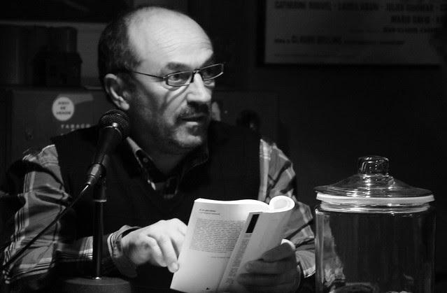 A LA QUE FALTA - LIBRO DE LUIS MIGUEL RABANAL - PRESENTACIÓN EN LEÓN - BAR BELMONDO 08.11.13