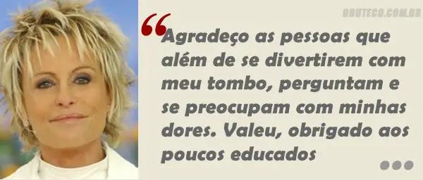 Frases De Ana Maria Braga Poemas E Dia Mensagens Cultura Mix