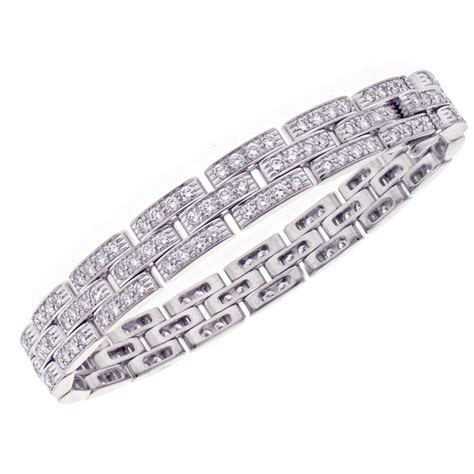 Cartier Tennis Bracelet images