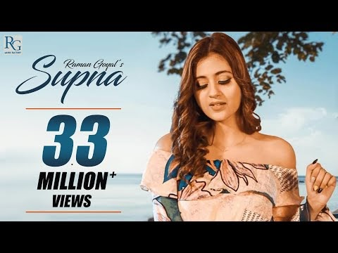 Supna Raman Goyal Lyrics New Song Mp3 Download 2020 | A1laycris