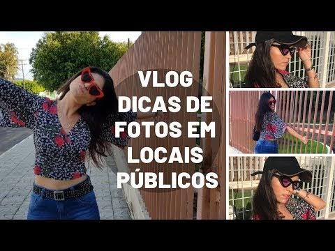 Vlog: Dicas de locais para fotografar em Jaru ♥