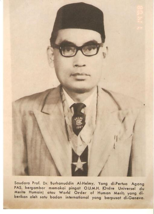 Dr.Burhanuddin al-Helmey