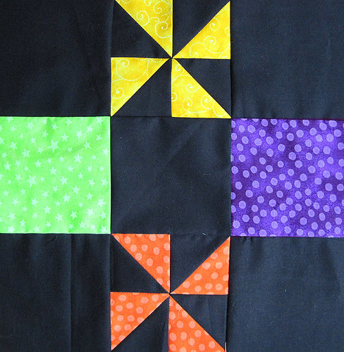 Pinwheel Party Block 10