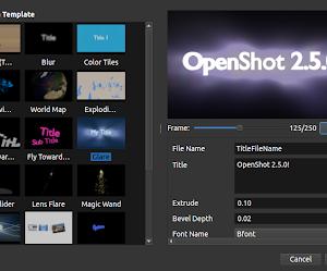 Rilasciato OpenShot 2.5.0