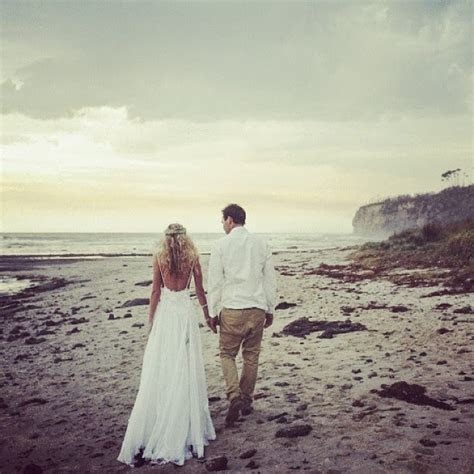 Best Beach Weddings from Instagram   Fabulous Muses