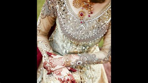 Latest bridal fashion wear 2017/pakistani bridal dresses