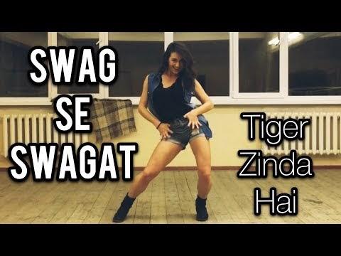 Swag Se Swagat Song | Tiger Zinda Hai | Katrina Kaif | Salman Khan | Olg...