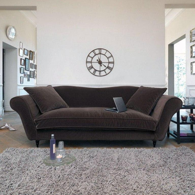 Captivating Velvet Sofa Designs - Rilane