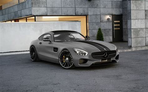 Mercedes Benz AMG GT S Coupe wallpapers