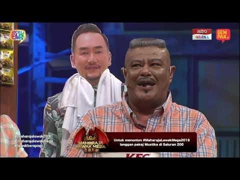 Maharaja Lawak Mega 2019 - Stone minggu 6