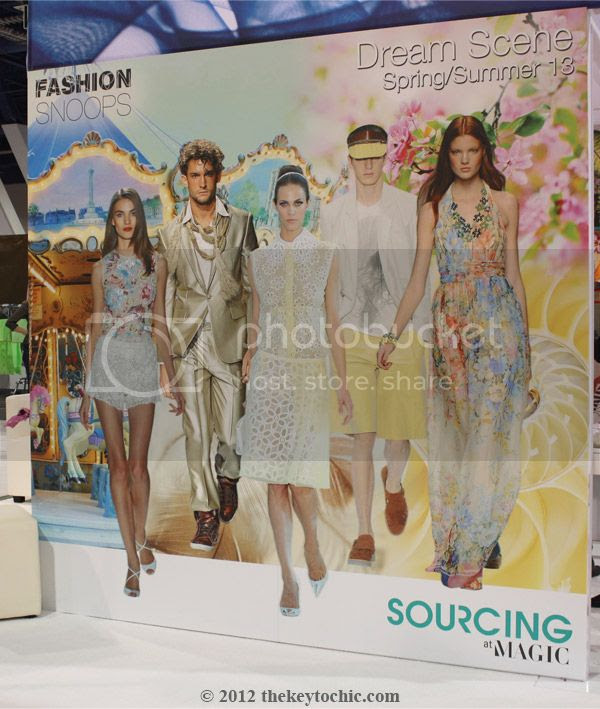 Fashion Snoops, sourcing at MAGIC, 2013 fashion trend