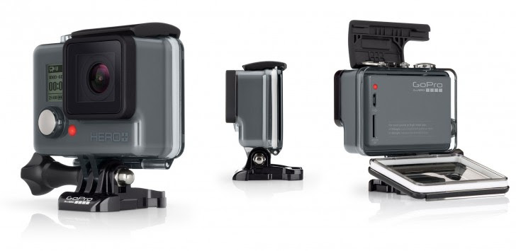 GoPro announces new HERO+ with Wi-Fi, drops HERO4 Session price by $100