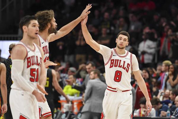 506839f1c27 Google News - Chicago Bulls vs. Atlanta Hawks - Overview