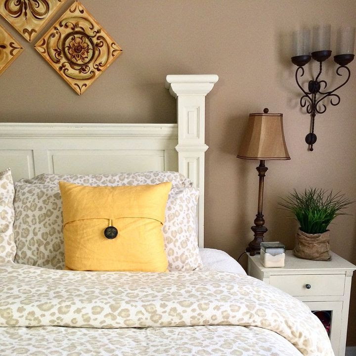 Bedroom Walls and Furniture Makeover with Chalk Paint ...