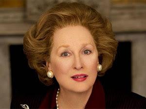 A atriz Meryl Streep vai interpretar a ex-primeira ministra inglesa em 'The iron lady' (Foto: Alex Bailey/Divulgação)
