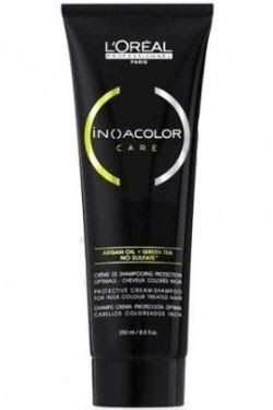 L'Oreal Professional Inoacolor Care Argan Oil Green Tea No Sulfate Shampoo