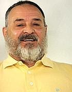 Il latitante mafioso Antonino Lauricella subito dopo l'arresto