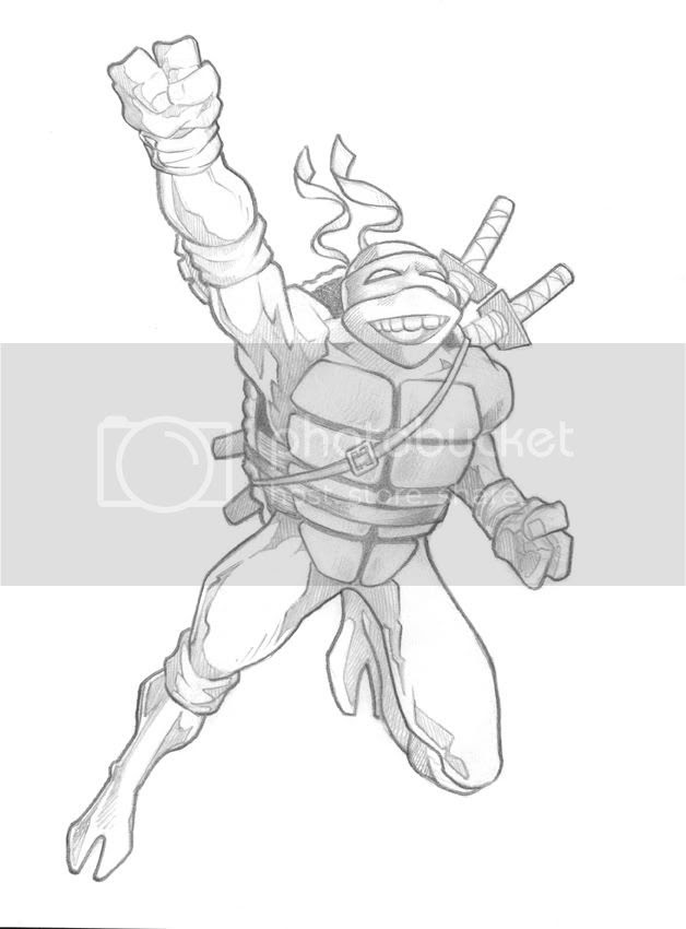 Teenage Mutant Ninja Turtle - Leonardo