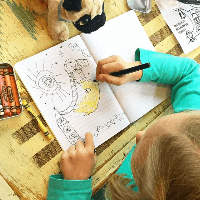 Drawing for Kids - Playing Art Games to Encourage the Reluctant Artist