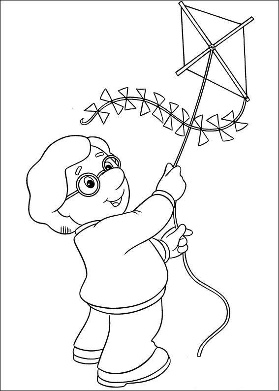 Kleurplaat Van Bile Westie Hund Bleistift Zeichnung Lizenzfreie