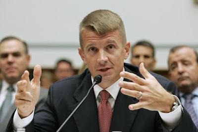 Blackwater Founder Erik Prince Believes Private Contractors Will Save Afghanistan