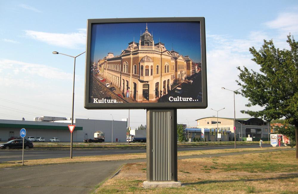 Plakatwände Billboards Ns Plakat Novi Sad