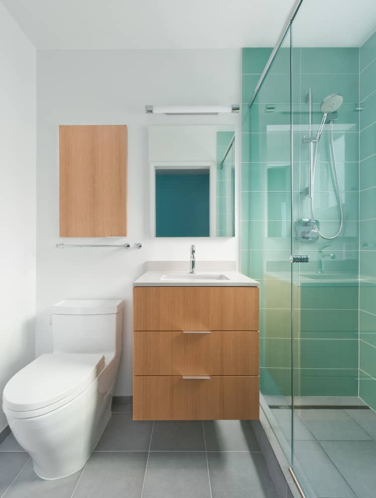 50+ Best Small Bathroom Ideas - Bathroom Designs for Small ...