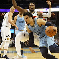 Grizzlies wing Dillon Brooks to miss 6-8 weeks with a knee sprain 85344bdba