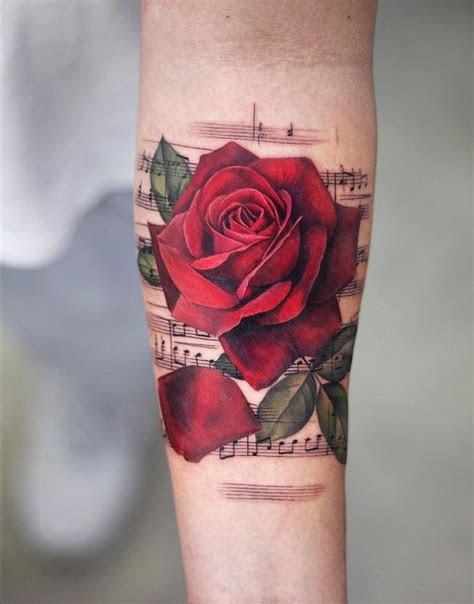 rose tattoo feed ink addiction