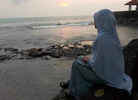 hijab syari  belakang tutorial hijab terbaru