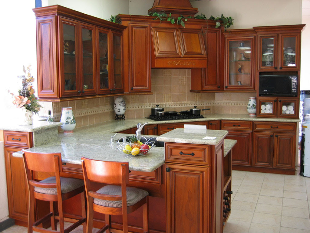 Home Architec Ideas Kitchen Design Wooden
