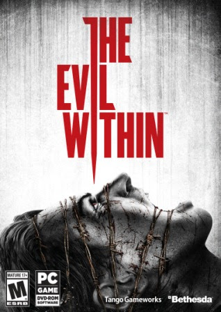 Cover Of The Evil Within Full Latest Version PC Game Free Download Mediafire Links At worldfree4u.com