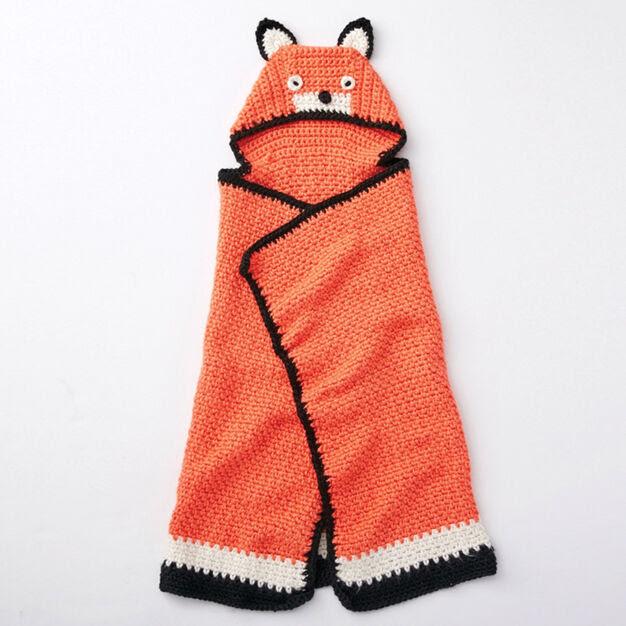 Bernat Like A Fox Blanket